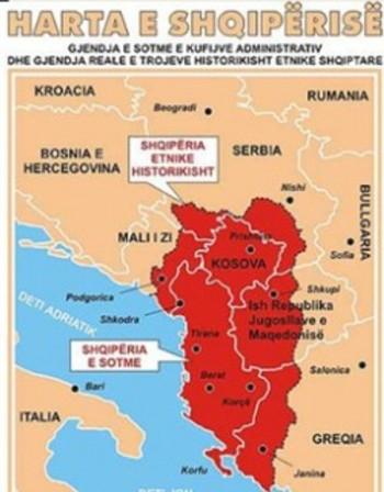 karta na wellika albaniq
