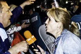 Платените медии се опитваха да изкривят истината за джандарската агресия в ефир.