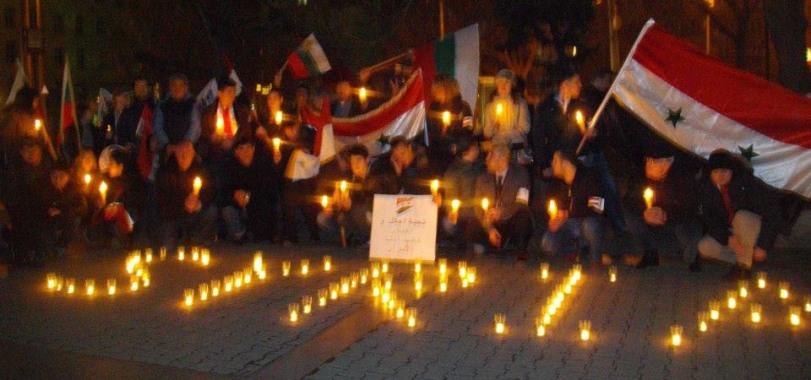 bdenie syria