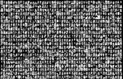 Пано от снимки на жертвите от 11.09.1973г. Хиляди хора са убити от превратаджиите на Пиночет, подпомагани от американските служби. Терора на Пиночет е най-големия в Южна Америка, подкрепян от САЩ и Великобритания.