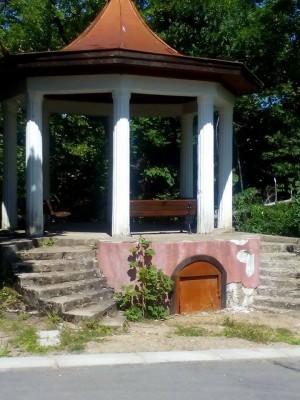 Част от летния амфитеатър във Вършец Снимка: Елена Челебийска