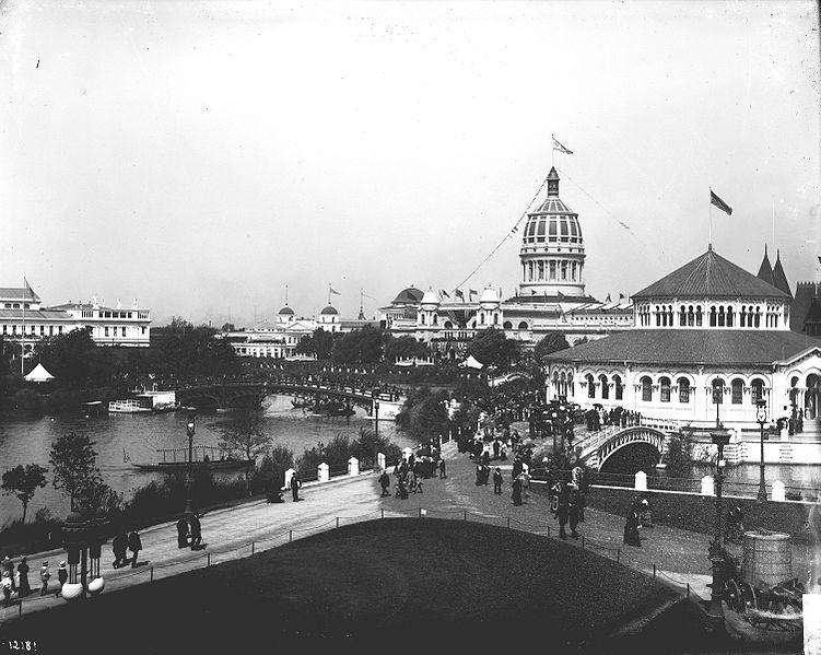 Световното търговско изложение в Чикаго, 1893 г.