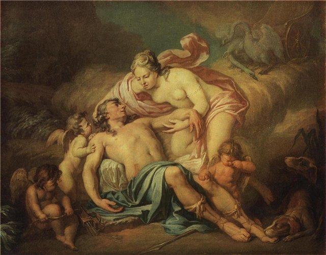 смъртта на Адонис