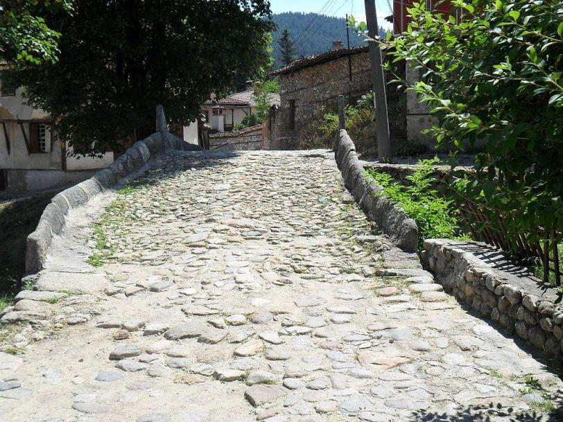 Калъчевият мост в Копривщица